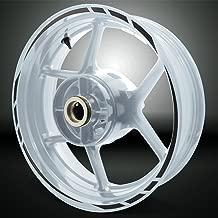 Rapid Outer Rim Liner Stripe for Suzuki GSR 750 Reflective Black