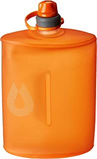 Hydrapak Stow - Collapsible Water Bottle (500ml/17oz) - BPA & PVC Free Ultralight Travel Bottle