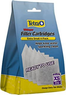 Tetra Whisper Extra Small Filter Cartridges, 4-Pack - AQ-78052