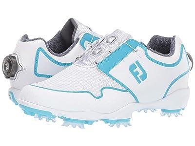 FootJoy Sport TF BOA (White/Bluefish) Women
