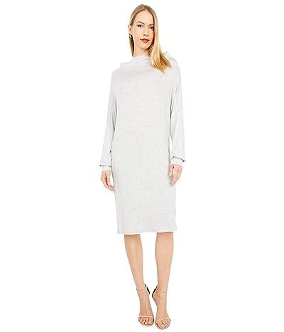 KAMALIKULTURE by Norma Kamali All In One Dress (Light Grey) Women