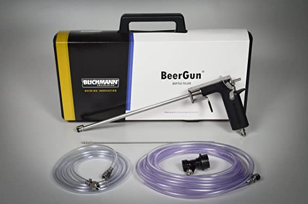 Blichmann BeerGun Stainless Bottle Filler Accessory Kit