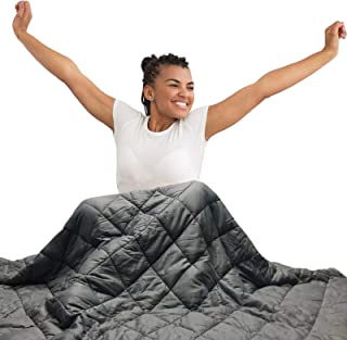 Hypnoser Adult Weighted Blanket Queen Size (20 lbs,...