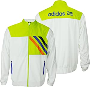 Adidas Front Pocket Woven Lined Jacket