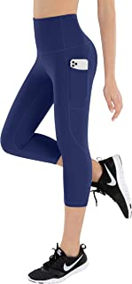 Iuga Capri Leggings With Pockets