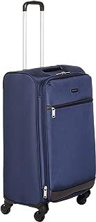 AmazonBasics Softside Spinner Luggage - 29-inch, Carry-on/Cabin Size, Azul Marino