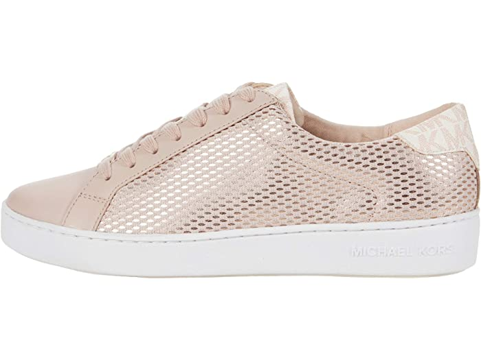 michael kors irving lace up trainers
