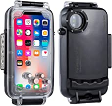 iphone x dive housing