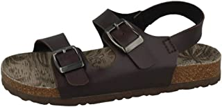 JCDees Boys Buckle Strap Sandals