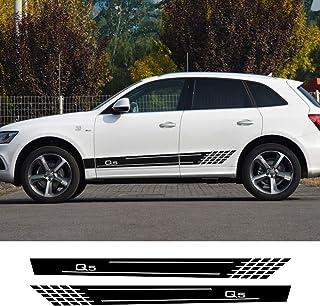 JIERS Per Range Rover Sport 2018-2020 Accessori per Auto di Rivestimento del Tubo di Scarico in Acciaio Inossidabile Cromato Argento Lucido