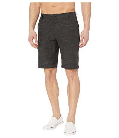 Rip Curl 20 Jackson Boardwalk Shorts (Black) Men