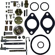 Comprehensive Carburetor Kit for John Deere B w Marvel Schebler DLTX34