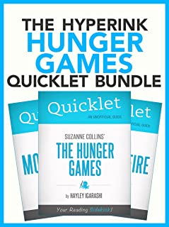 The Hunger Games Quicklet Bundle (The Hunger Games, Catching Fire, Mockingjay) (English Edition)