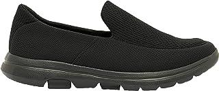 Shoexpress Textured Slip-On Walking Shoes