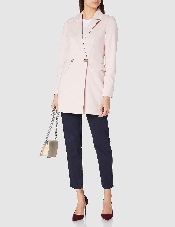 Vero Moda Womens Vmbella Ls Long Blazer TLR