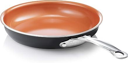 Gotham Steel Nonstick Frying Pan - 11 Inch Ceramic Frying Pans Nonstick Pan Skillets Nonstick Non Stick Pan Cooking Pan Fr...