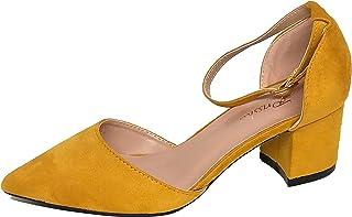 211a77a8 Amazon.es: La Mostaza - Zapatos de tacón / Zapatos para mujer ...