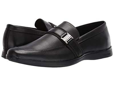 Calvin Klein Josiah (Black Crust Leather) Men