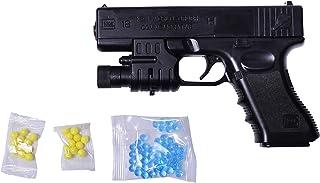 air sport laser mouser plastic toy gun for kids (k181)- Black