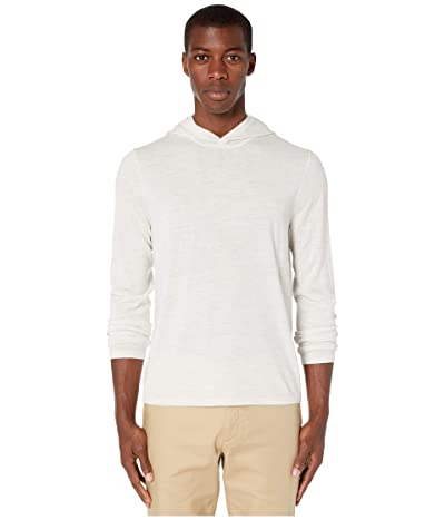 Vince Pullover Hoodie (Heathered White) Men