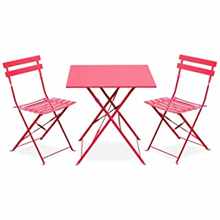 Amazon.fr : table bistrot jardin