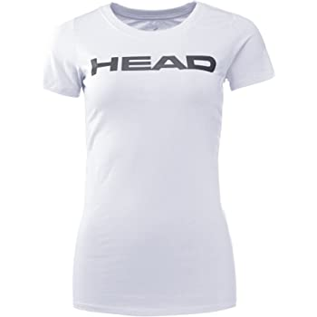 Head camiseta de tenis para mujer tama/ño S color Verde menta//azul