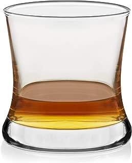 Libbey Craft Spirits Bourbon Glasses, Set of 4