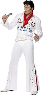 Smiffys Officially Licensed Elvis American Eagle Costume