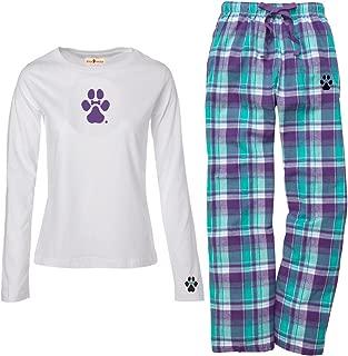 YourBreed Clothing Company Irish Terrier Ladies Flannel Pajamas.