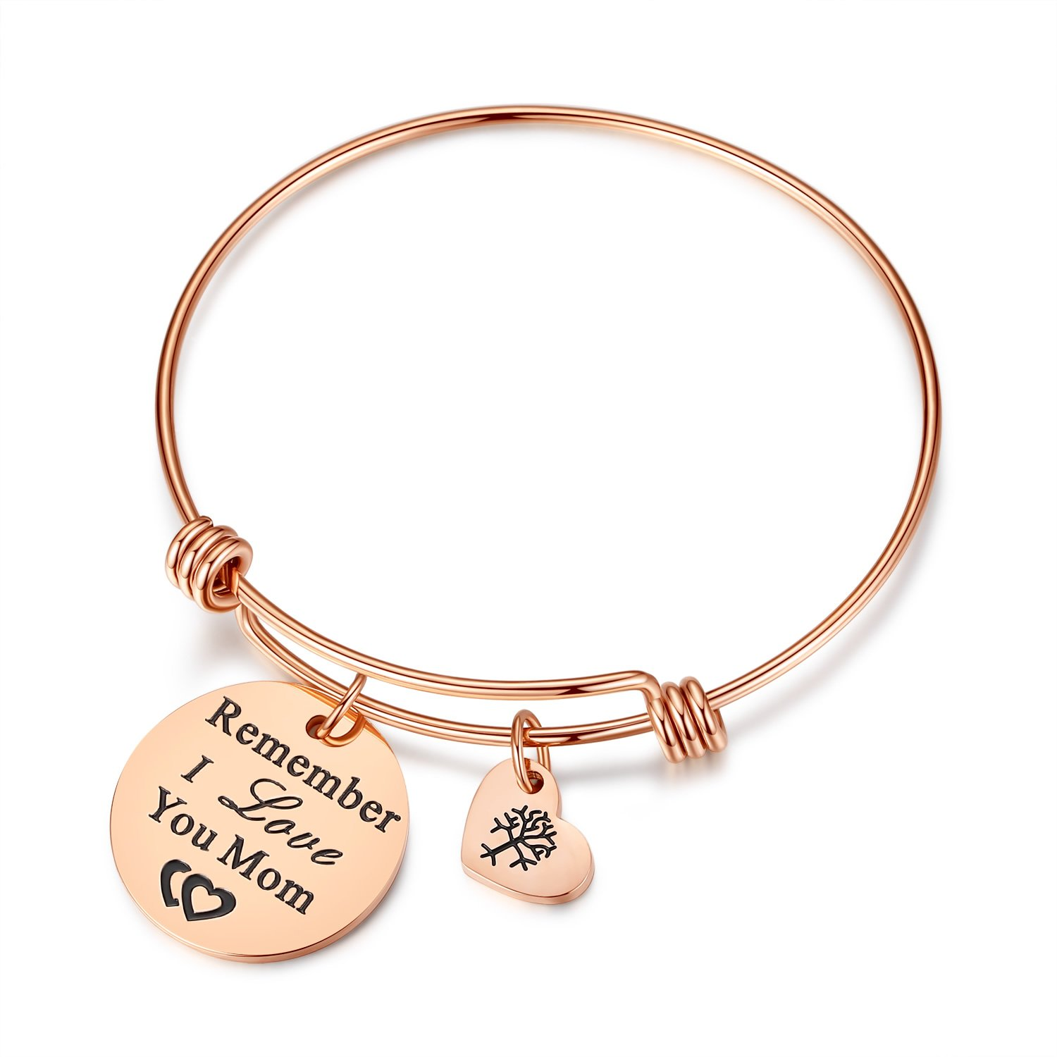 Studiocc Women Girl Jewelry She Believed She Could So She Did Bracelet with Heart Tree of  sc 1 st  Amazon.com & Valentineu0027s Day Gifts for Mom: Amazon.com