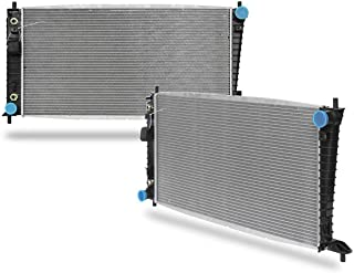 CU2818 Radiator Replacement for Ford Expedition F-150 F-250 Ford Lobo 2004 2005 2006 2007 2008 V8 5.4L 4.6L/V6 4.2L