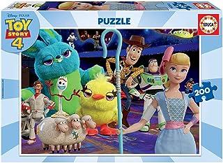 Educa- Toy Story 4 Puzzle infantil de 200 piezas, a partir de 6 años (18108)