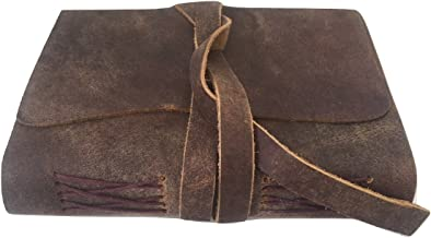 Leather Journal Handmade Medium Vintage Buffalo Diary Men Women Anniversary Gifts