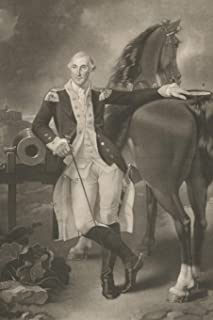 George Washington notebook - achieve your goals, perfect 120 lined pages #1