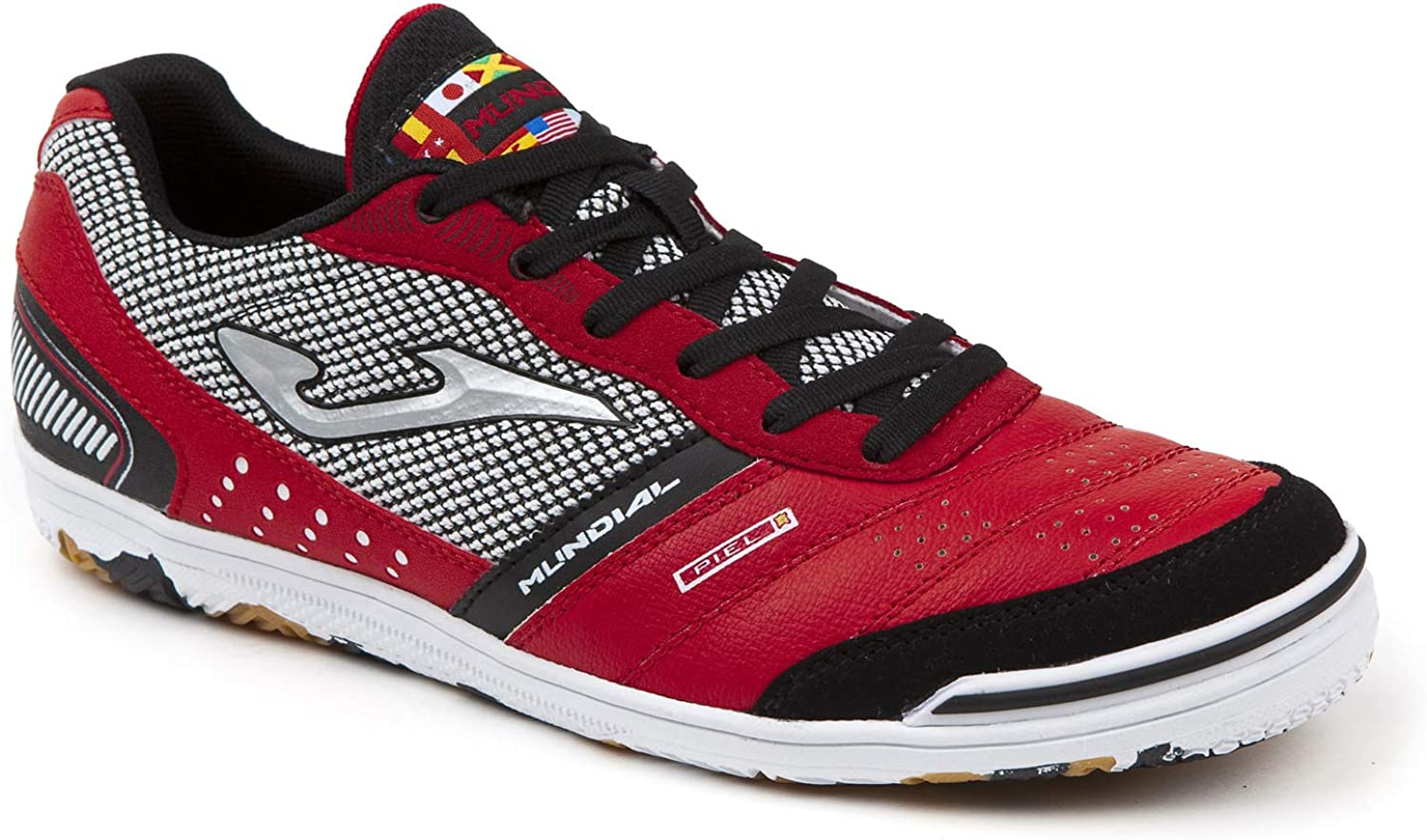 Joma Soccer shoes Indoor MUNDS MUNS_806 RED Calcetto Scarpa