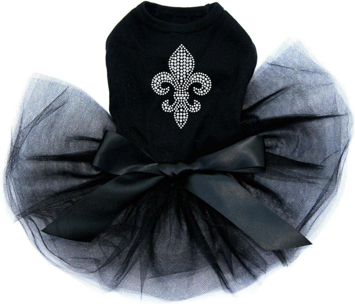 Fleur de Quantity limited Lis Rhinestone - Bling Tutu B Dress L Dog [Alternative dealer]