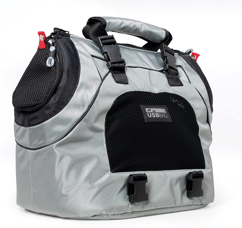 PetEgo Universal Sport Bag, Silver  Grey