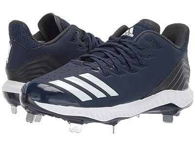 adidas Icon Bounce (Collegiate Navy/Footwear White/Carbon) Men
