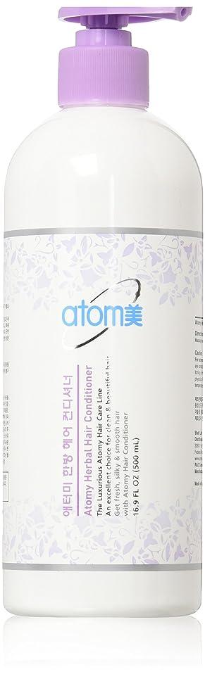意外まっすぐボールアトミ化粧品 アトミ ハーバルヘアリンス (リンス) 並行輸入品