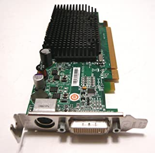 Dell ATI Radeon X1300 Pro 256MB PCI-E ロープロファイルビデオカード JJ461