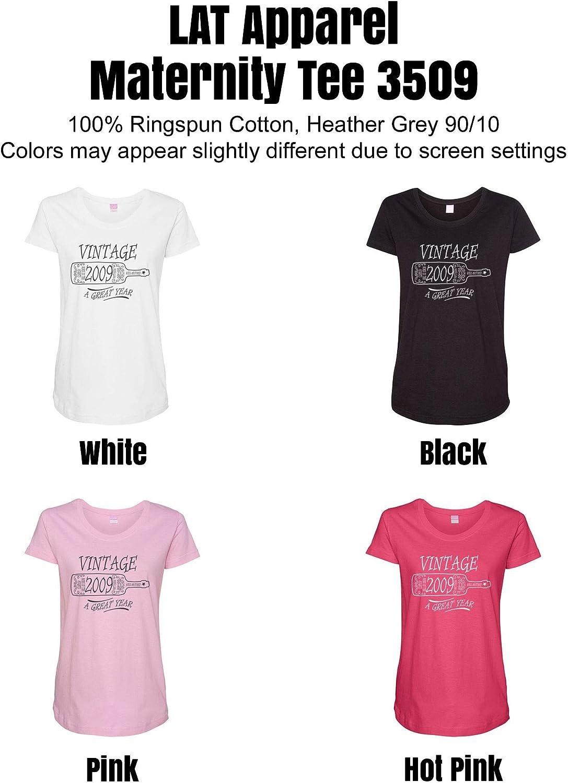 HARD EDGE DESIGN Women's Aged Like a Fine Wine 2009 T-Shirt