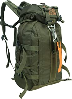 Fox Tactical PB-13159 Parachute Style Ultra Lightweight Backpack Hiking Daypack Outdoor Travel for Men and Women