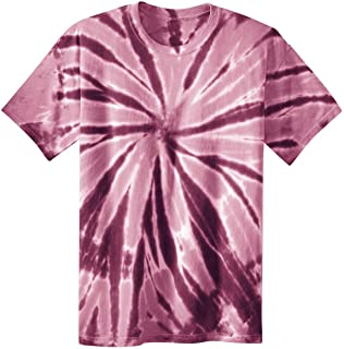Port & Company Boys' Essential Tie Dye Tee