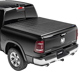 Lund 950121 Genesis Tri-Fold Truck Bed Tonneau Cover for 2007-2018 Toyota Tundra | Fits 6.5' Bed