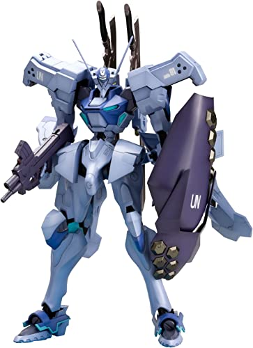 Muv-Luv Alternative Fine Scale Model Kit Shiranui Storm und Strike Vanguard Ver 18 cm