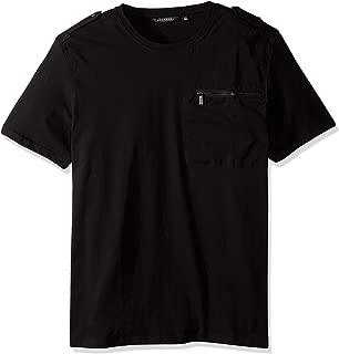 Men's Short Sleeve Flight Knit Shirt