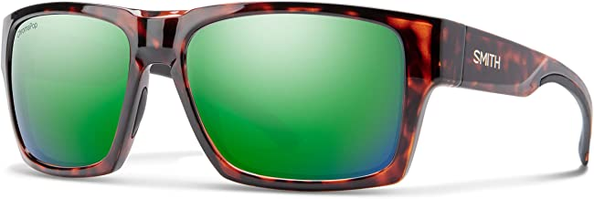 Smith Optics Outlier XL 2 Sunglasses, Tortoise/Chromapop Polarized Green Mirror, One Size