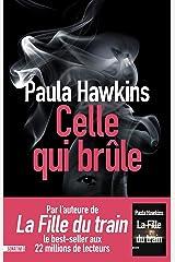 Celle qui brûle (French Edition) Formato Kindle