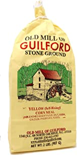 Old Mill of Guilford Self-rising Yellow Corn Meal - 2 lbs