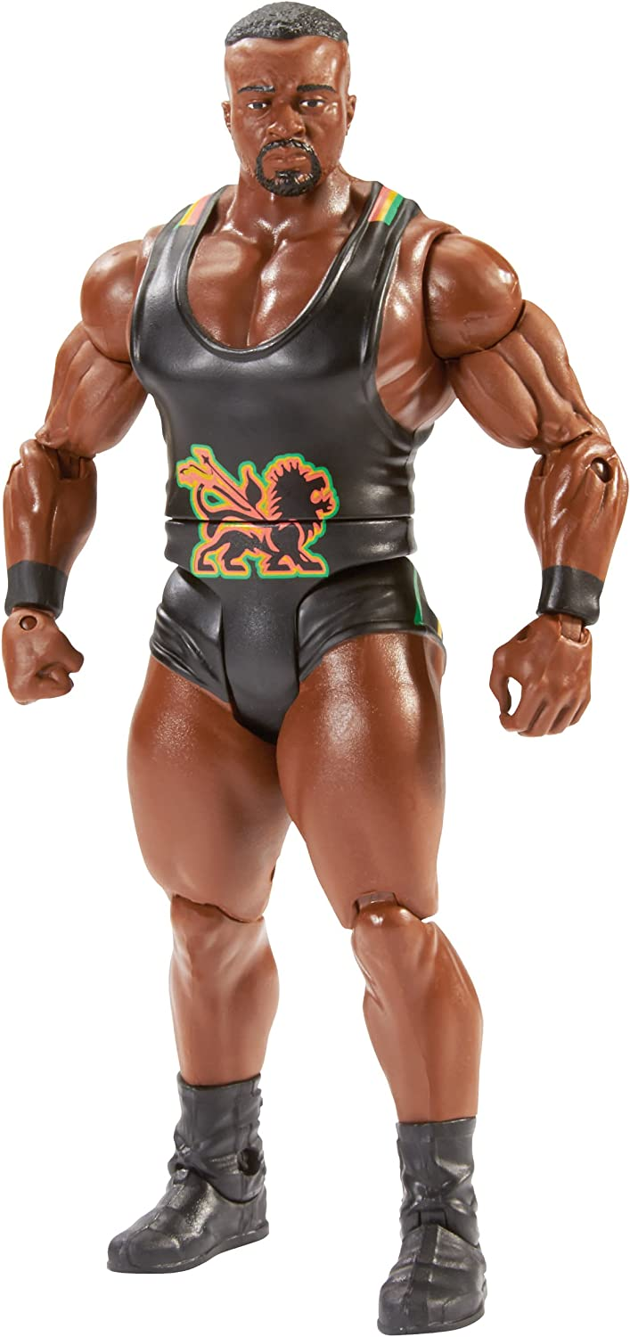 WWE Big E Figure - Series  36